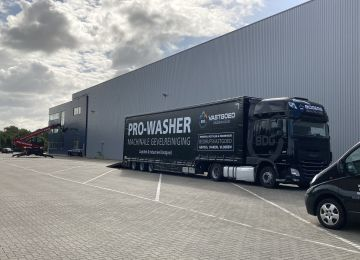 PRO WASHER TRAILERS